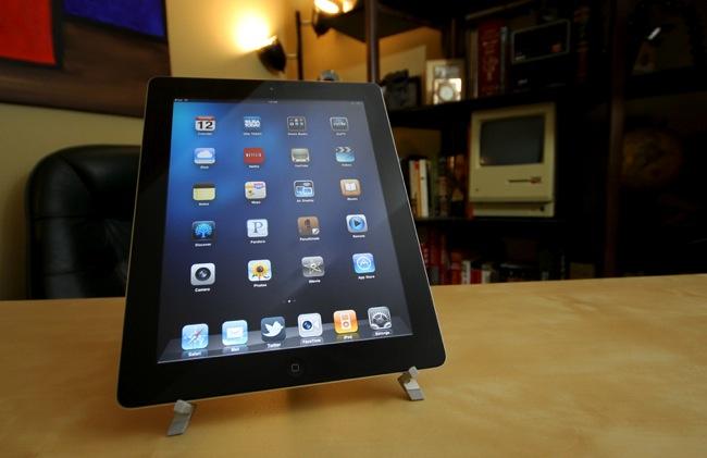 iPad2 (picture Matthew Pearce - MattsMacintosh @flickr)