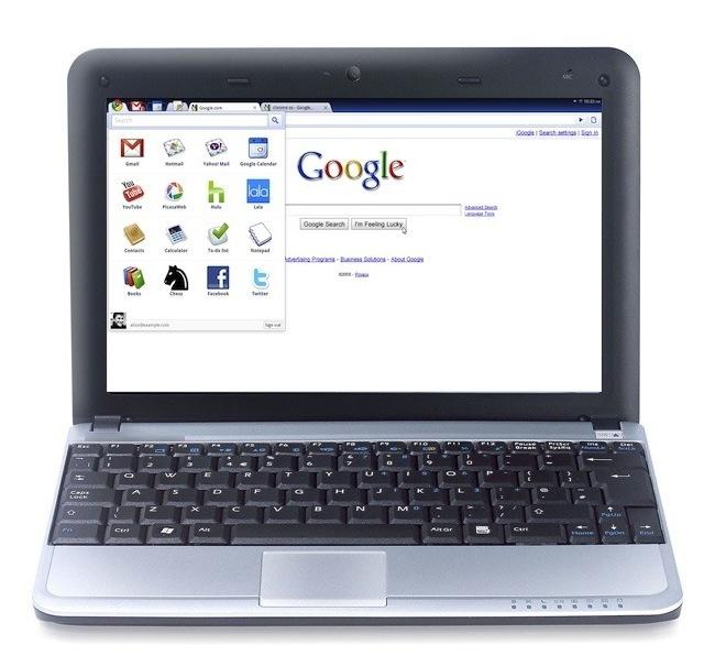 Google's Chromebook