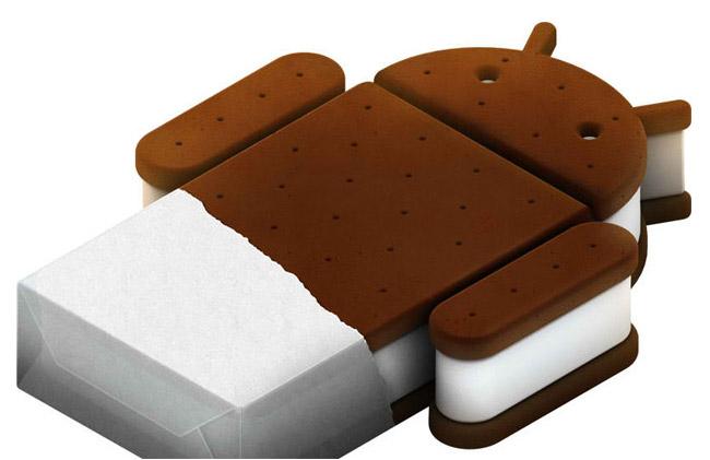 Google's Icecream Sandwich