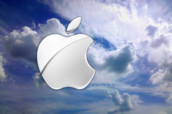 iCloud (cloud image D.Boyd)