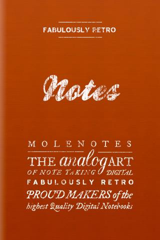 Molenotes fabulously retro