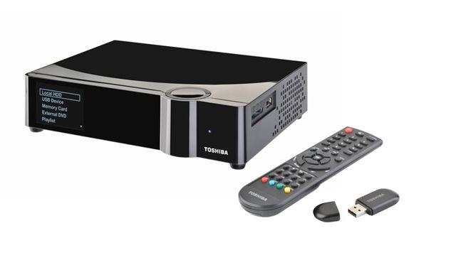 toshiba-stor.e tv+ with remote