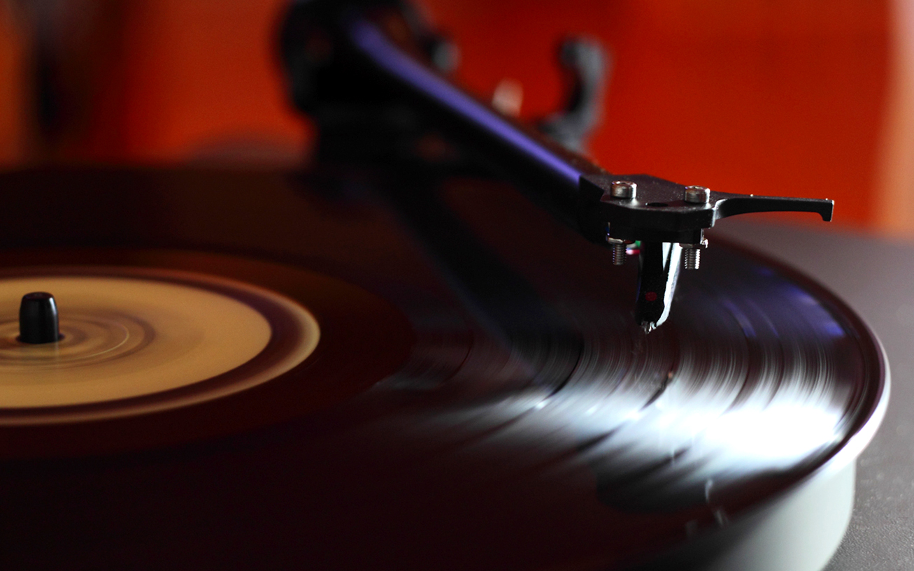 turntable flickr picture BartNJ