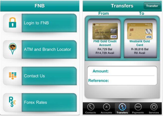 App of the week: FNB banking app - Gearburn