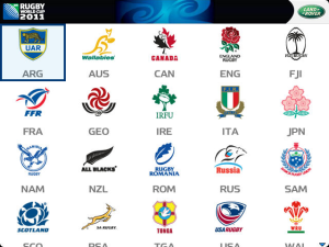 BlackBerry sends official Rugby World Cup app onto the field - Gearburn