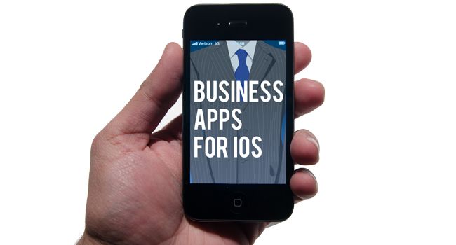 iOS apps for business