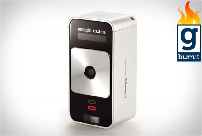 celluon magic cube