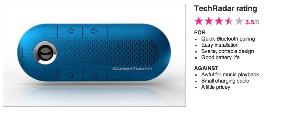 Bluetooth review