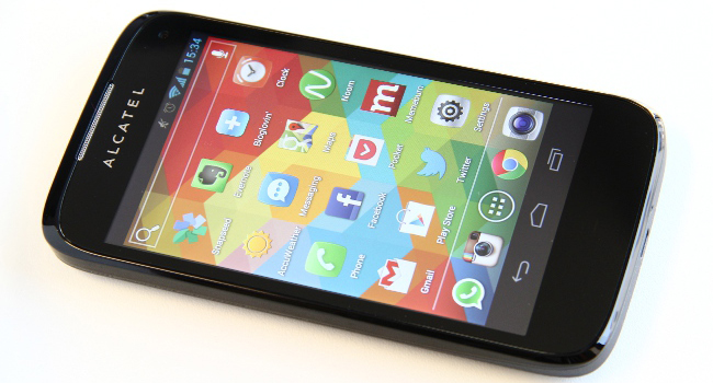 Alcatel One Touch 997 Ultra