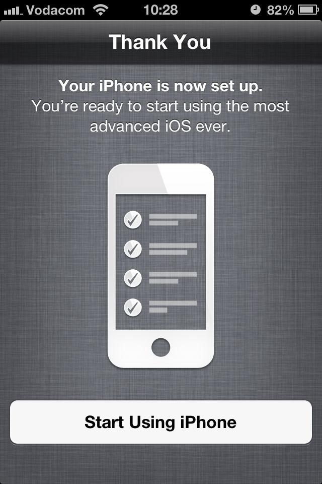 iOS 6.1 new