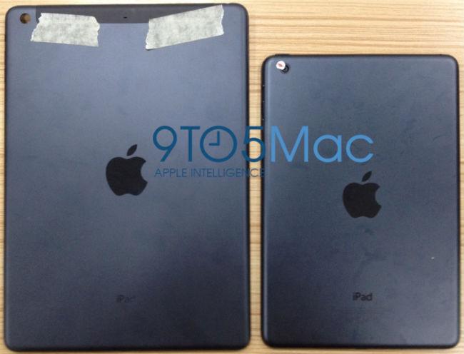 iPad 5 back design