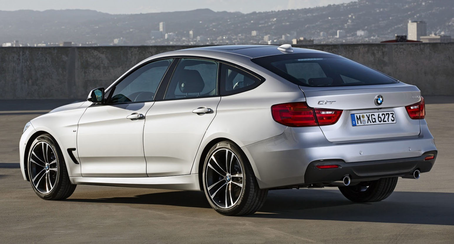The 2014 BMW 3 Series GT