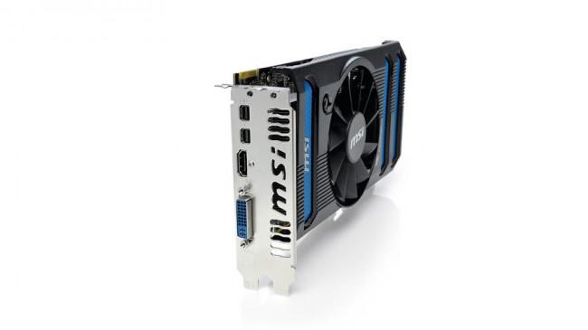 Image of the MSI HD GPU