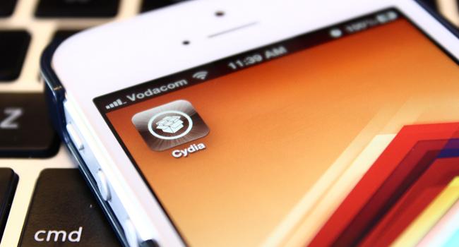 iPhone Cydia jailbreak