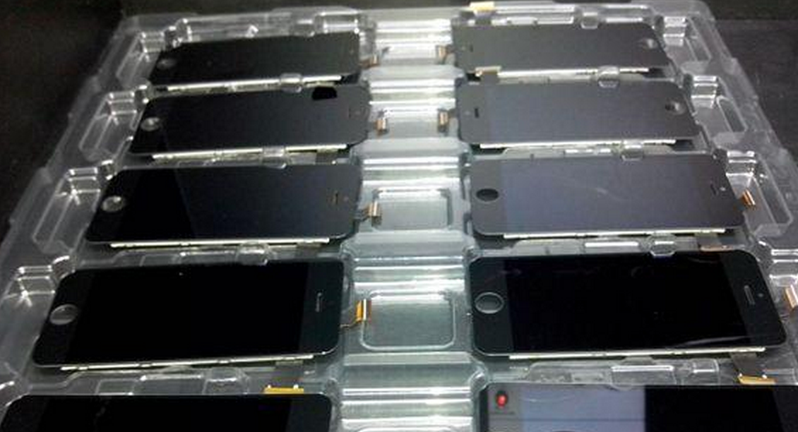 lots of possible iPhone 5S on the production line