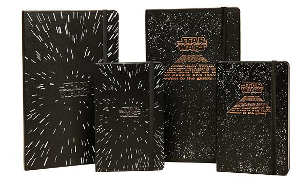 Star Wars Moleskines
