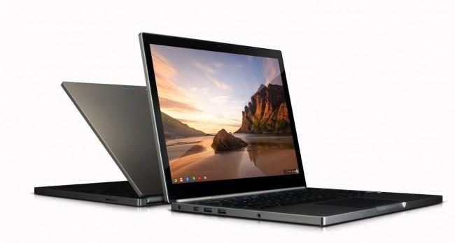 Image of Chromebook Pixel