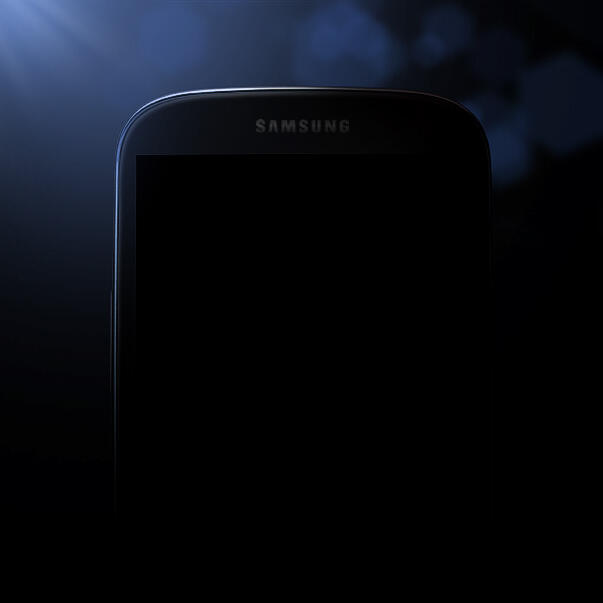 an actual image of the s4