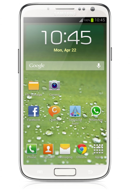 reported image of the S4