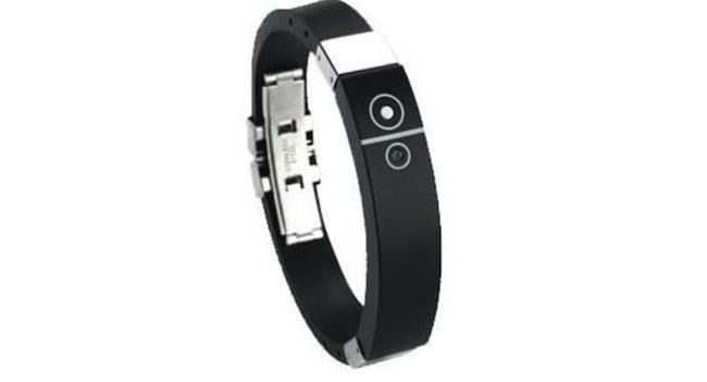 Its Mine Bluetooth bracelet