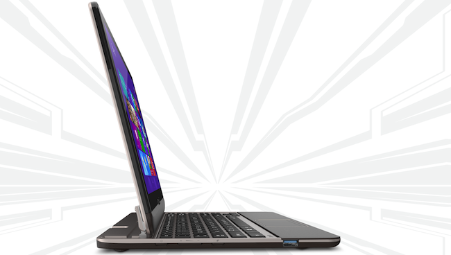 official toshiba product shot