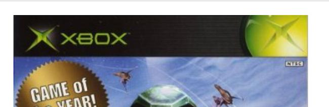 Xbox 1 box art