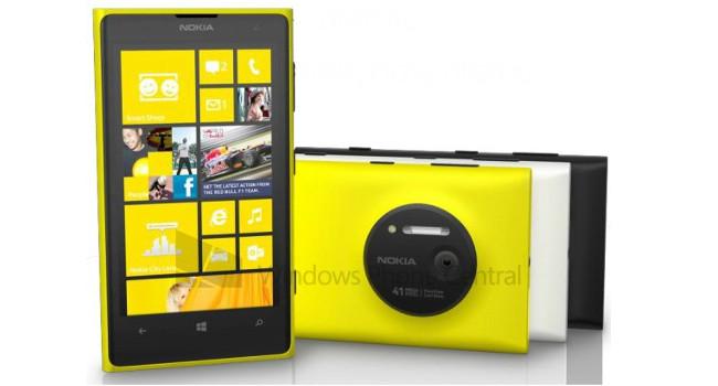 Lumia 1020 exclusive