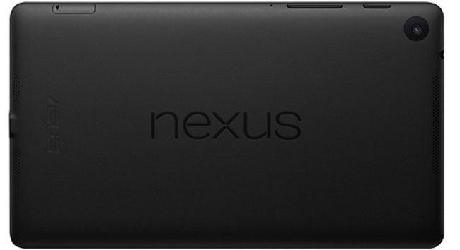 Nexus rear