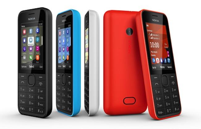 Nokia 207 208