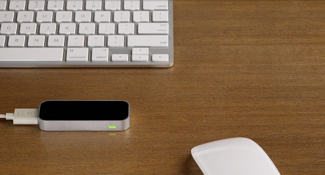 Leap desktop