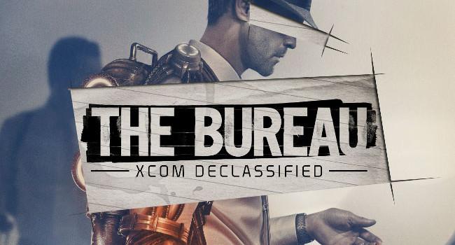 The Bureau XCOMO Declassified back