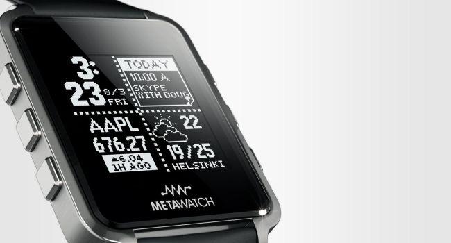 Smartwatch lead