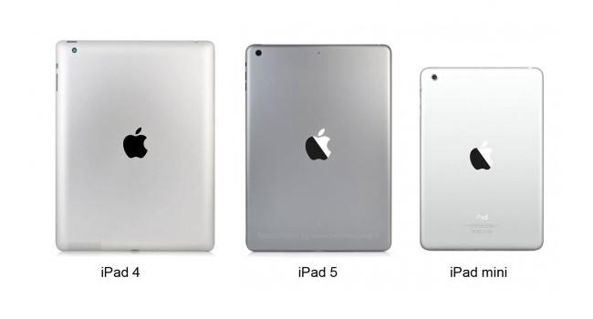 iPad Mini iPad 5