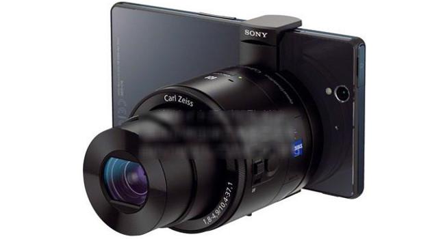 sony lens 2