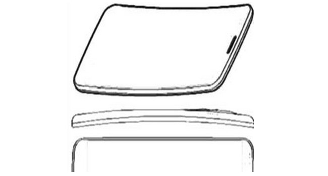 LG G Flex sketch