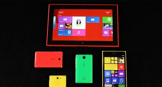 Nokia family
