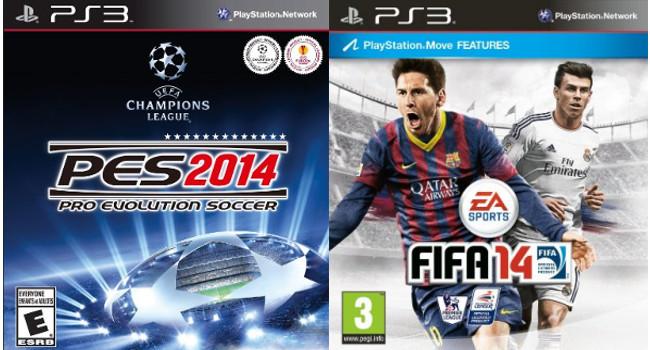 PES FIFA