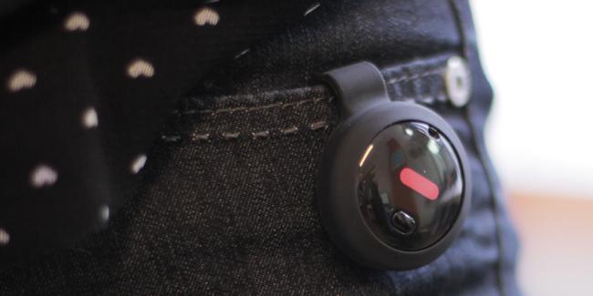 Fitbug Orb belt clip