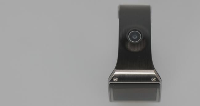 Galaxy Gear camera