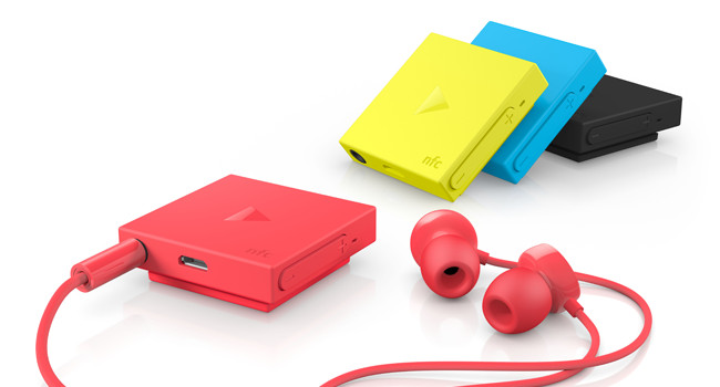 Nokia debuts BH-121, the tiny tile music player with