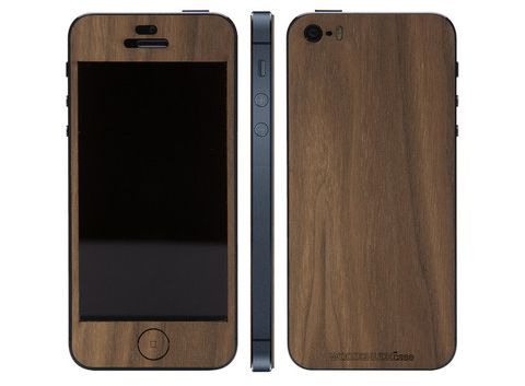 Wooden iphone