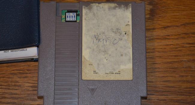 Mario NES2