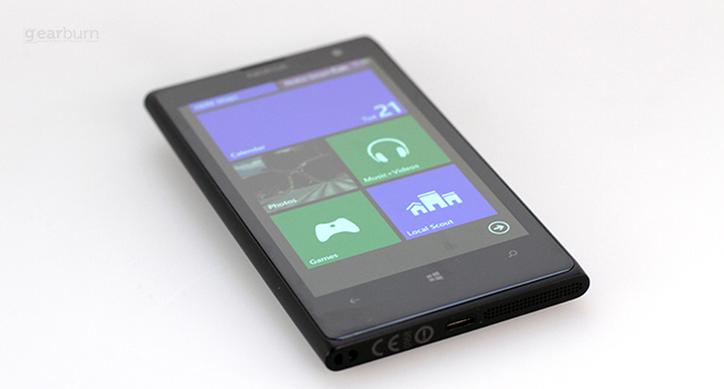 Nokia 1020 Screen