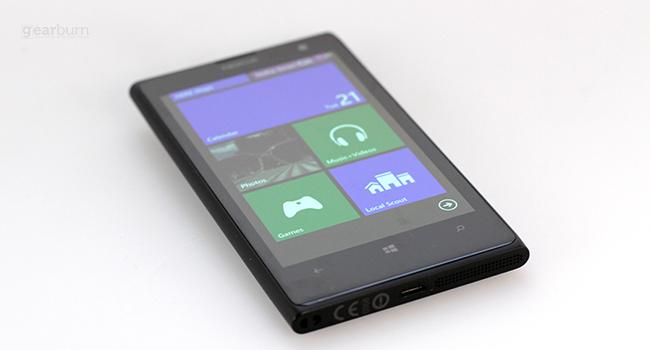 Nokia 1020 Screen