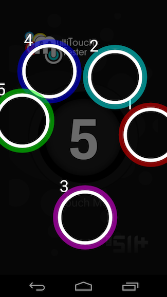 screen d1