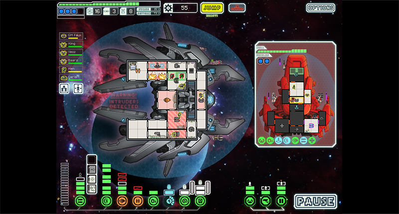 FTL iPad Edition