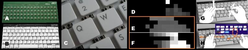 Microsoft Research Keyboard