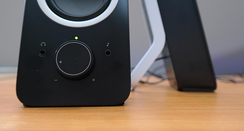 z200 speaker dial