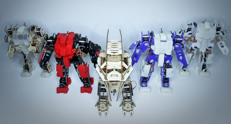 Ai.frame robots
