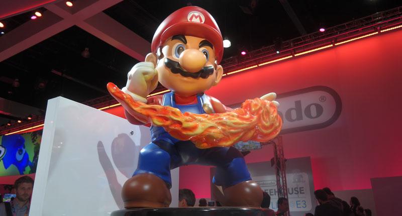 E3-Mario